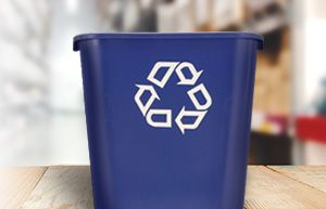 Learn more about our recycling program at Office Solutions.
