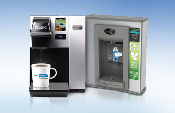 Coffee Makers & Water Filtration