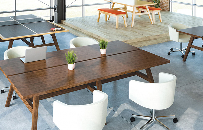 Find table solutions for your workplace with Office Solutions.