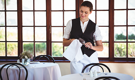 Office Solutions is focused on helping hospitality businesses with your goals.